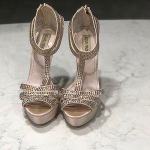 Steve Madden evening heels